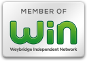 Member of Weybridge Network Group
