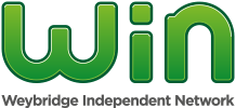 Weybridge Independent Network Logo
