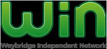 Weybridge Independent Network Logo